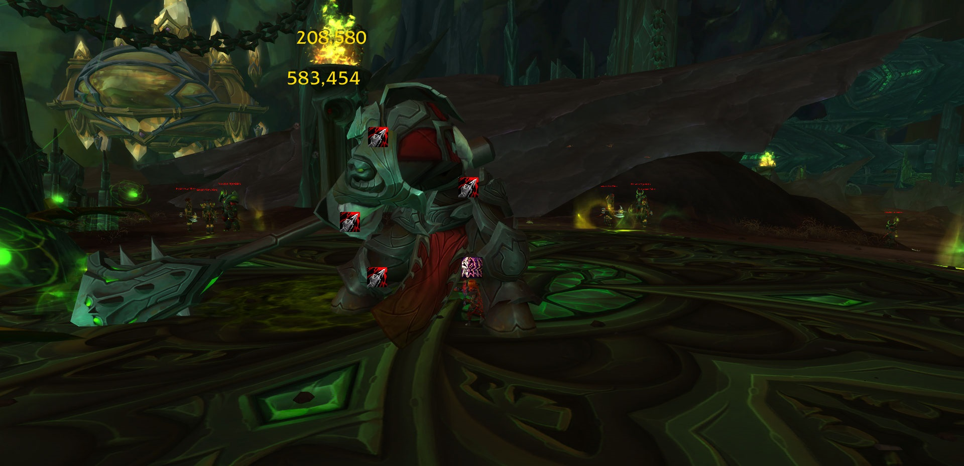 Have some bleeds while i tank you with Evasion and wait to Vanish / Submitted by Mido