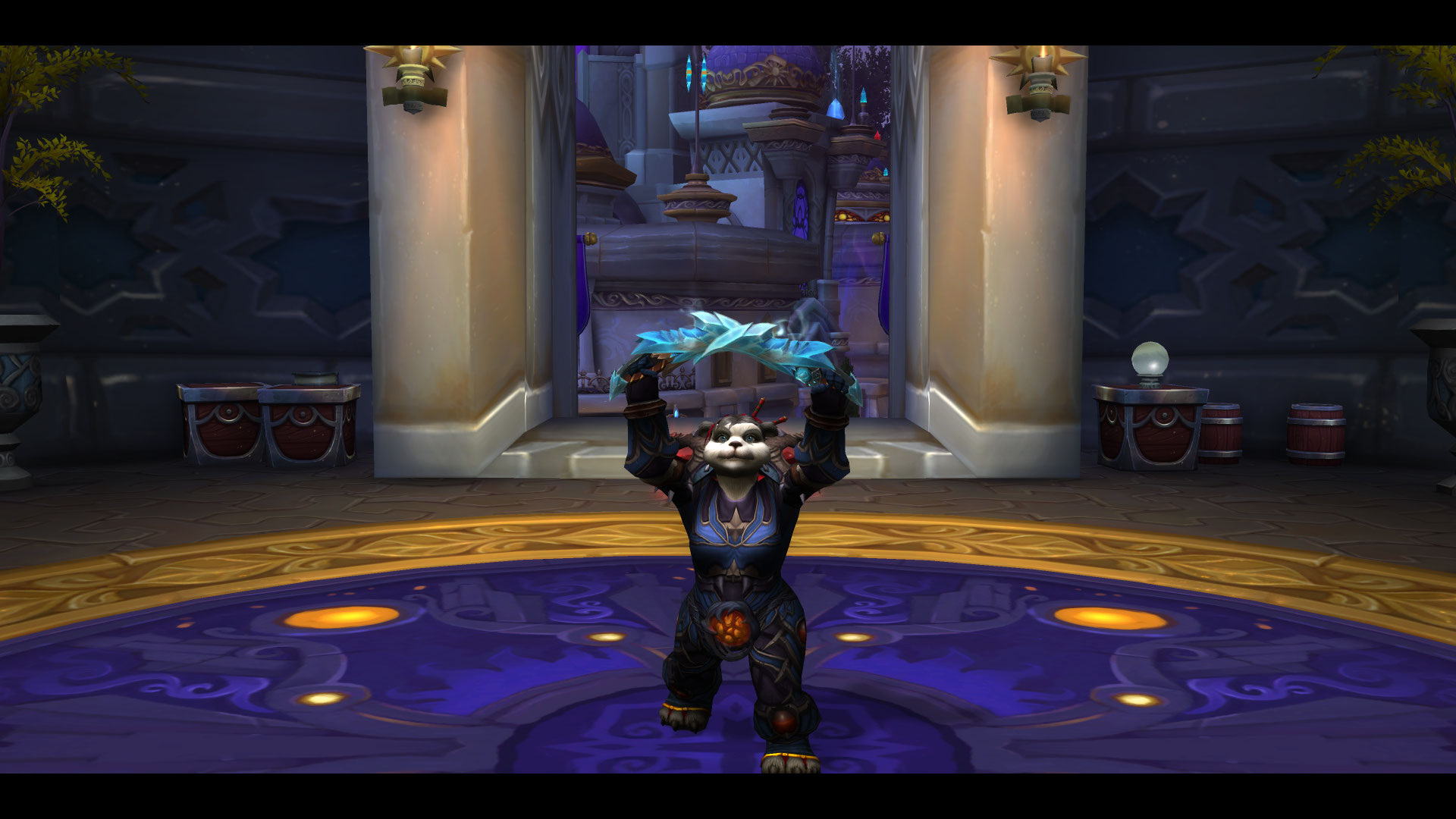 Completing Mage Tower on every spec in the game. The pain was real but totally worth it. / Submitted by Nerien