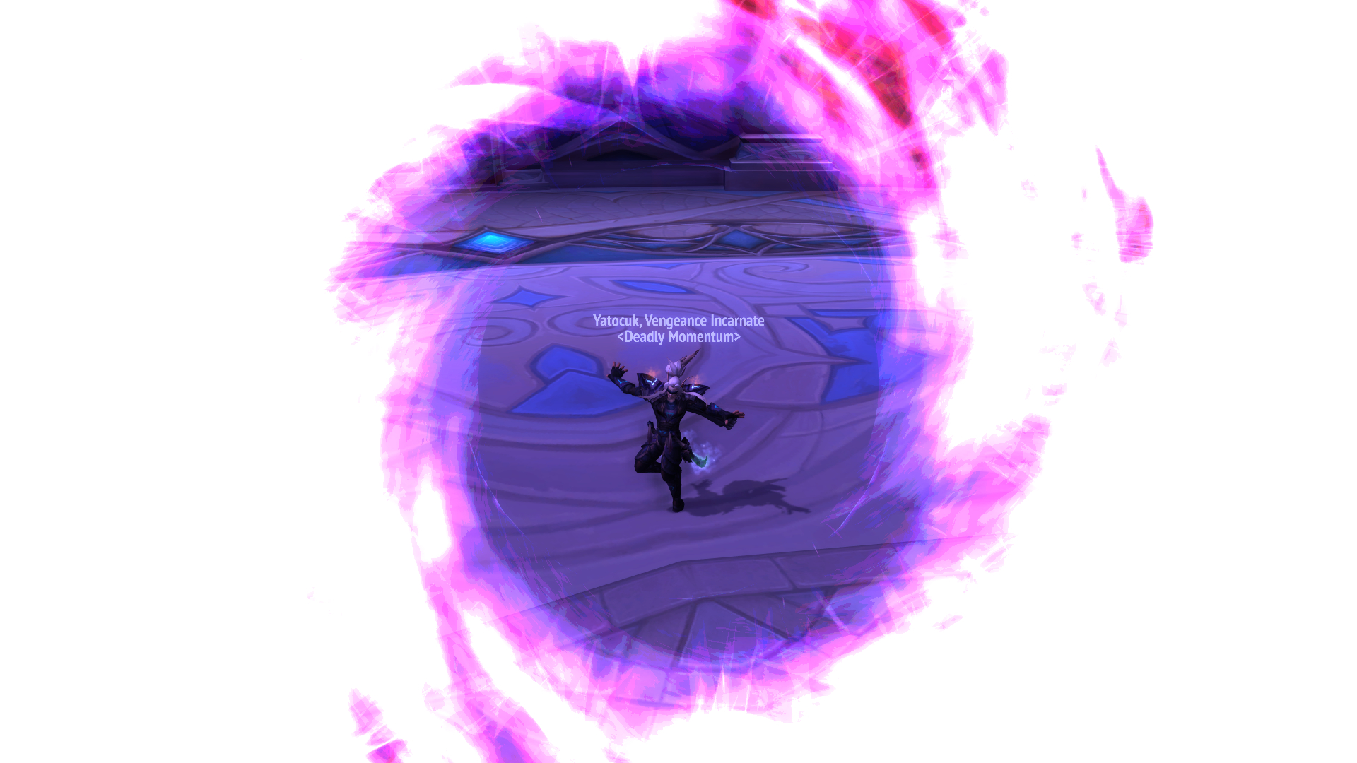 Offering myself to the devil for titanforged COF :jollyroger: / Submitted by Yaboku