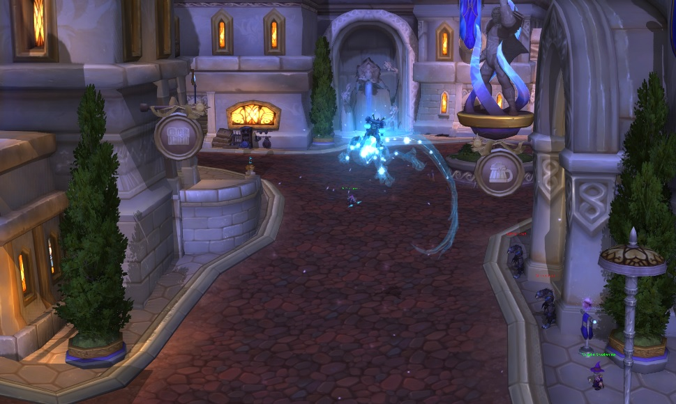 my endgame for the last half of legion, laps of dala / Submitted by sabod