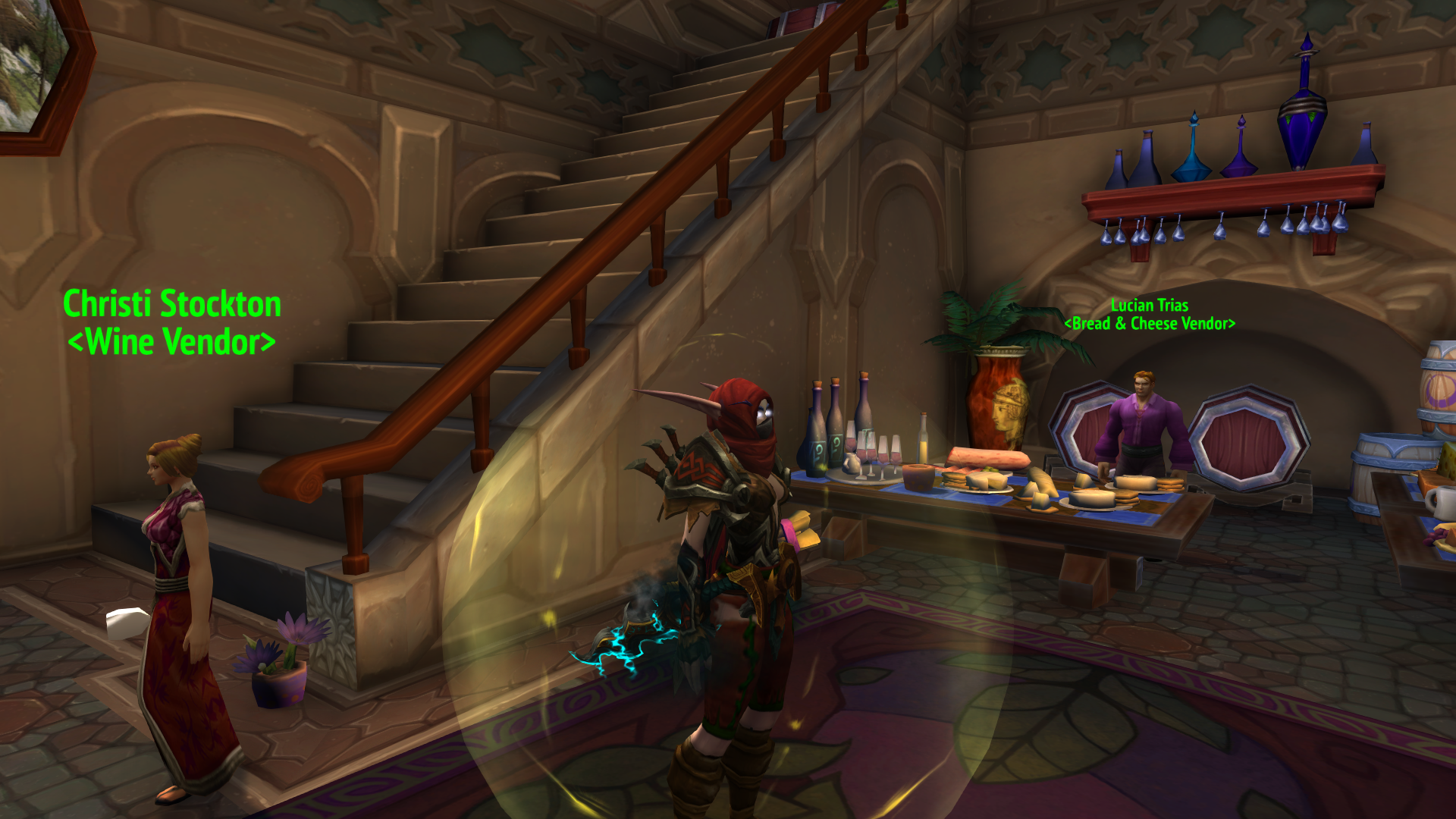 Collecting all the mage tower appearances! (being terrible at Sub made this a bit harder) / Submitted by Jack