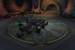 Getting assassination challenge artifact appearance and completing rogue class hall campaign / Submitted by Khalimazz