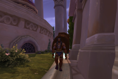 Me carrying others in my awesome tmog! / Submitted by Jansen