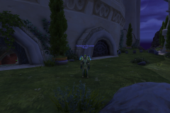 my favourite part of legion is making my rogue look like a druid (real class) / Submitted by Konahh