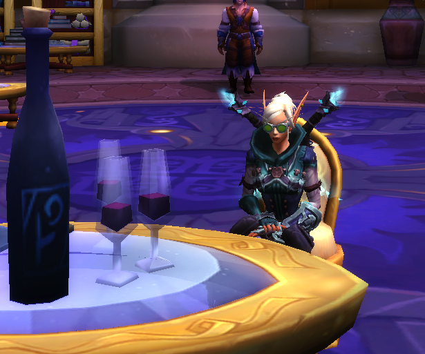 Late to the party, starting my rogue really recently and wish I started with that in Legion. / Submitted by Sociopath
