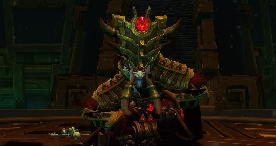All in One Mythic Zul Guide for Sub Rogues