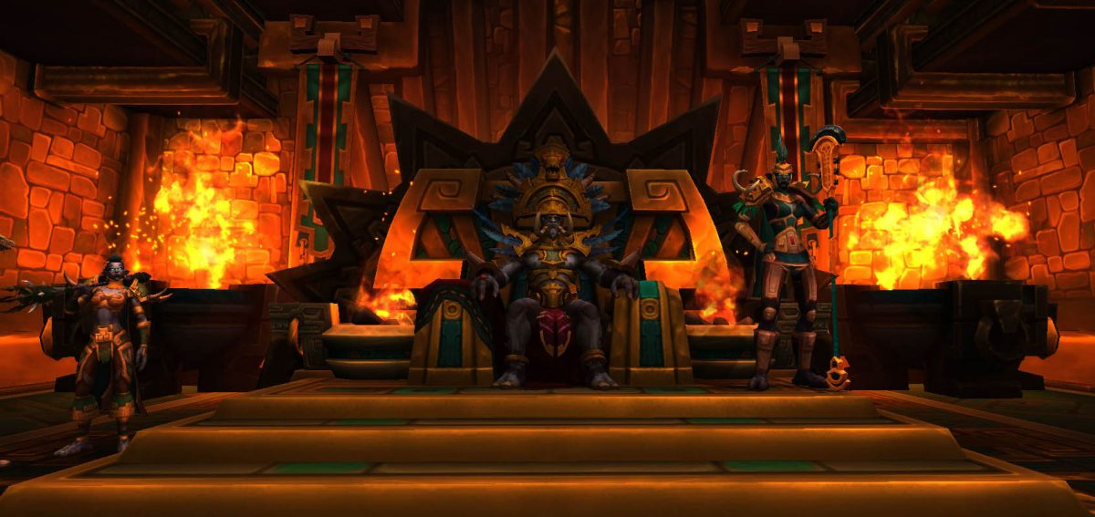 Battle for Dazar'alor: A Rogue DPS Guide